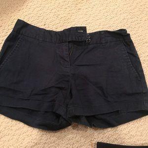 3.5 inch navy vineyard vines shorts
